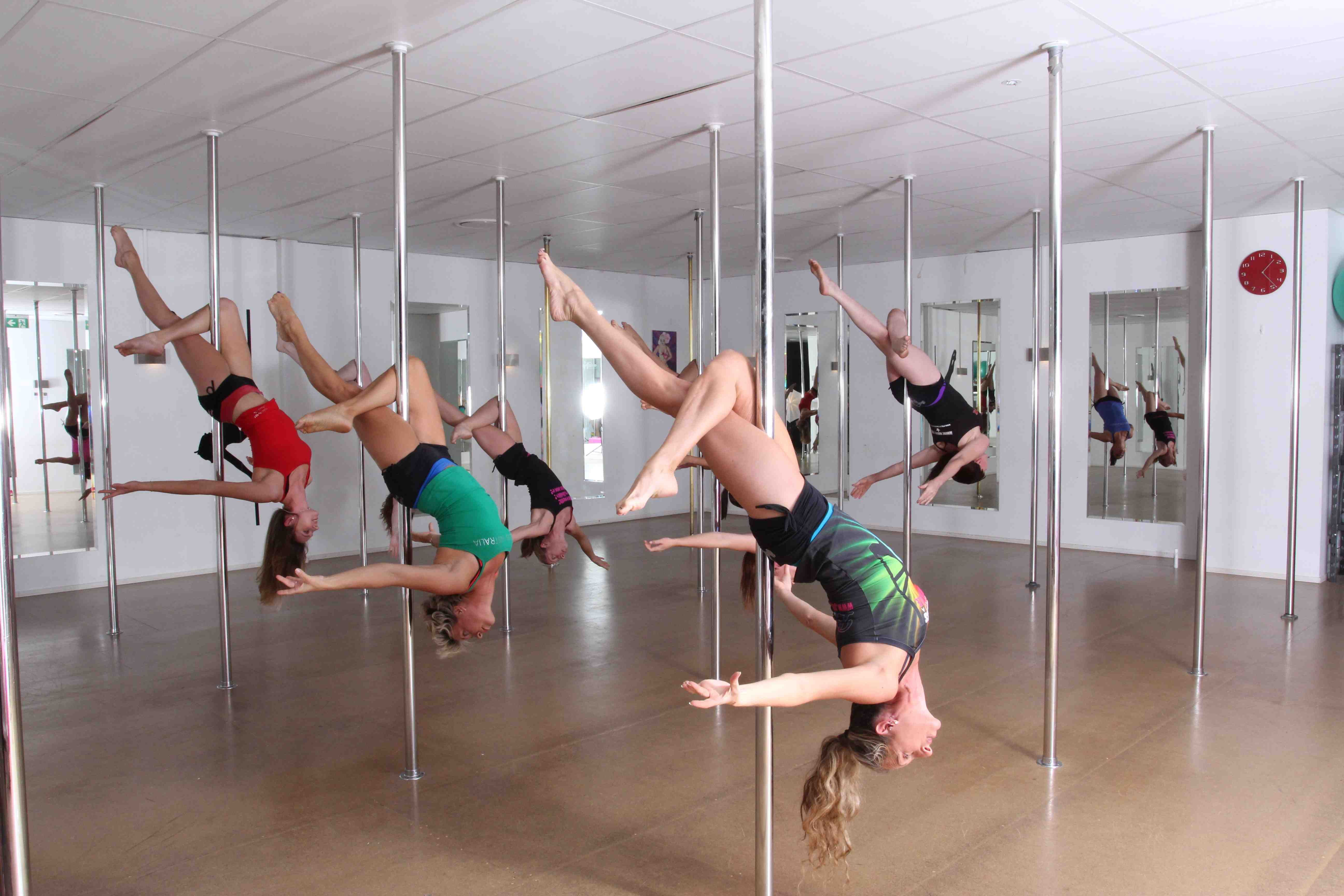 Review Of Pole Dancing Class