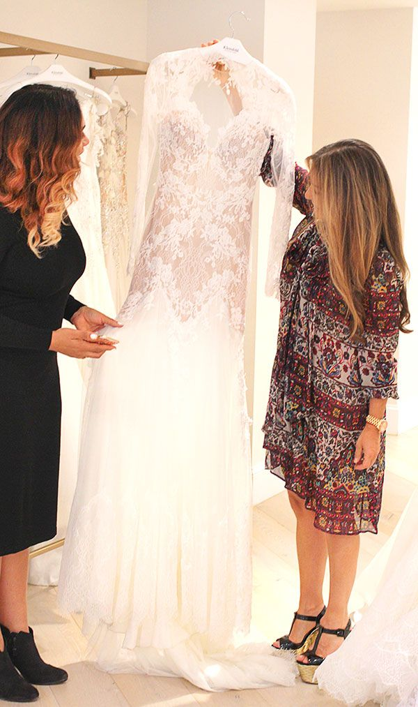 5 Questions With Wedding Designer To The Stars, P'Nina Tornai