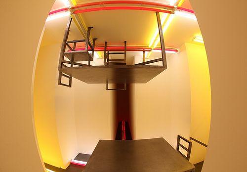 Dream Passage with Four Corridors