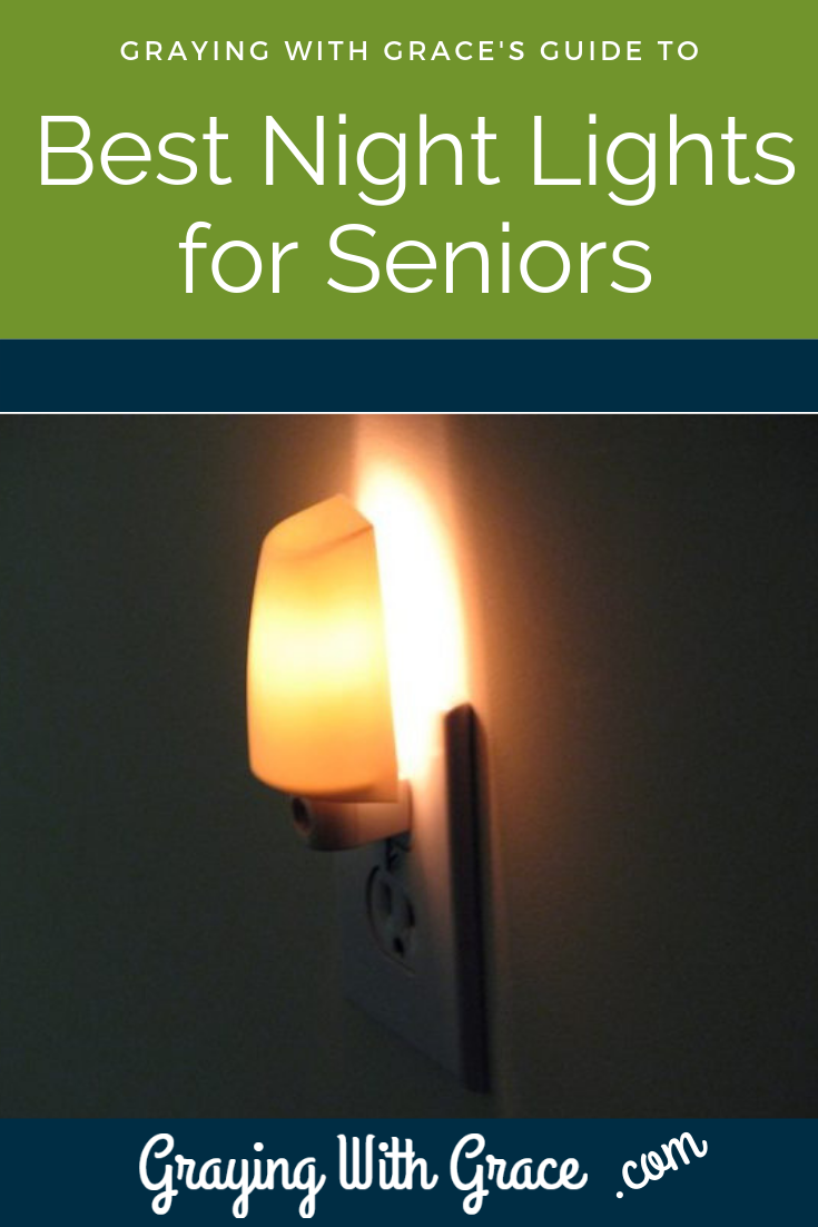 11 Best Nightlights For Seniors No More Stumbling In The Dark Nightlights Best Night Light Dusk To Dawn