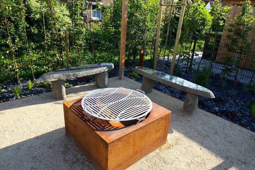 Feuerplatz Im Garten feuerplatz im garten zum zusammen sitzen ferienhaus