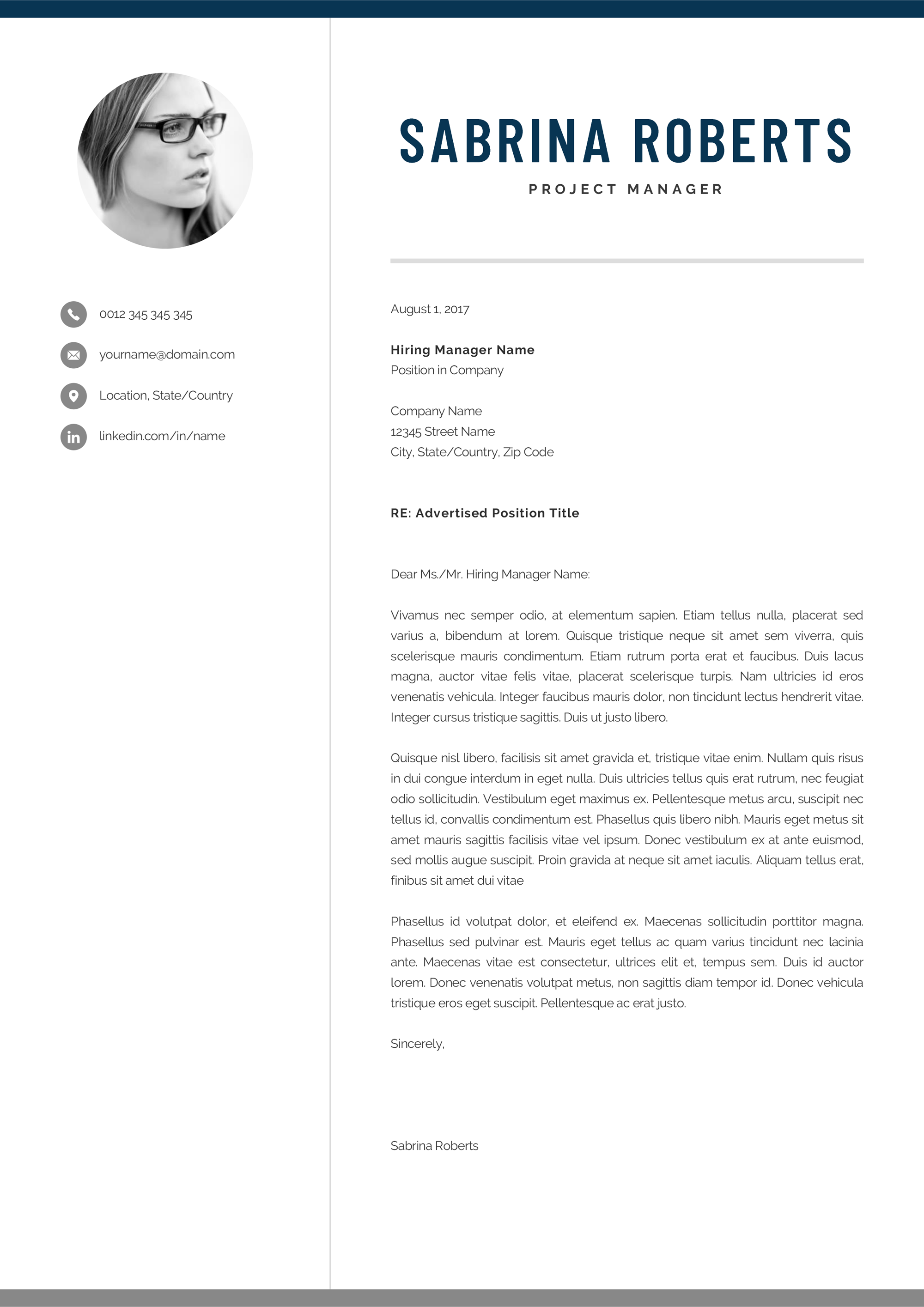 cv template with photo, resume for word, restaurant manager samples download free word hotelier format pdf