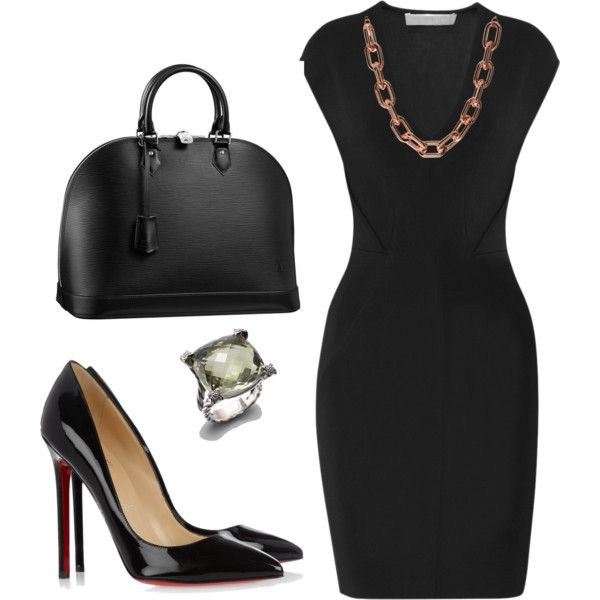 """My Everyday """"Office"""" Wear by officestylist, via Polyvore"""