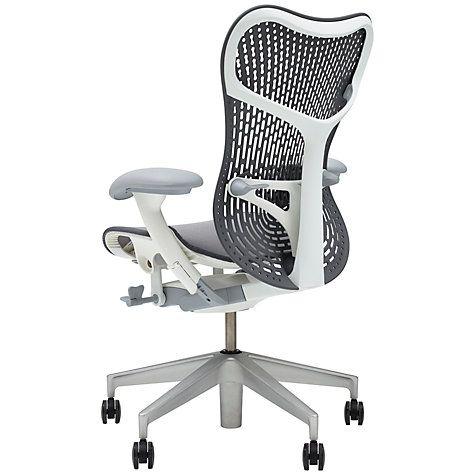 Great Buy Herman Miller Mirra Triflex Office Chair Online at johnlewis