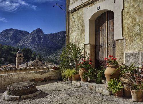 Rénovation du0027une maison ancienne à Majorque
