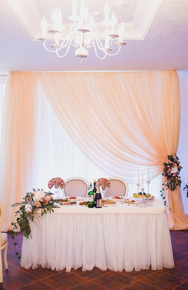 ideas para decorar la mesa principal de xv a os backdrops ideas para and wedding. Black Bedroom Furniture Sets. Home Design Ideas