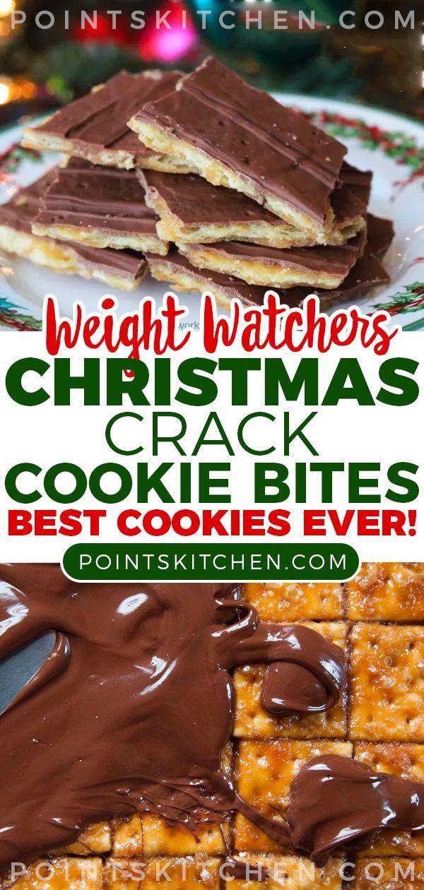 Christmas Crack Cookie Bites Best Cookies Ever Dessert Cookies