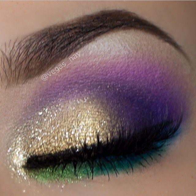 Mardi Gras Makeup Google Search Make Up Pinterest Mardi Gras