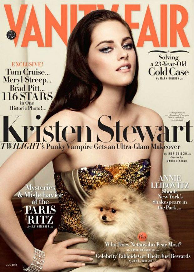 Kristen Stewart VF July 2012