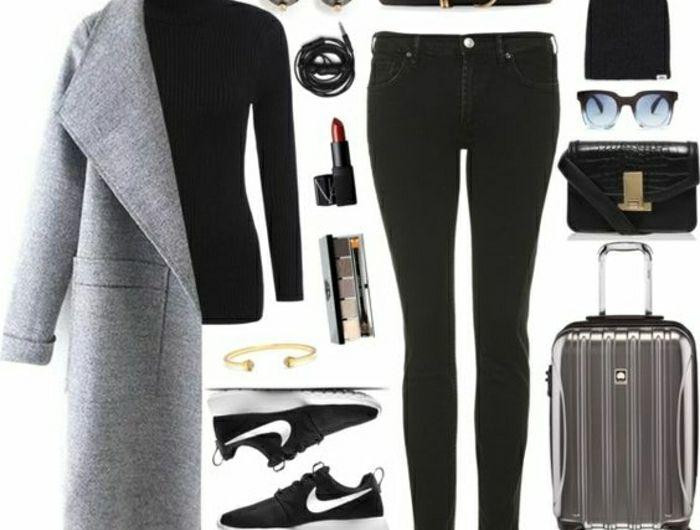 1001 id es et astuces quelle tenue pour prendre l 39 avion choisir work. Black Bedroom Furniture Sets. Home Design Ideas