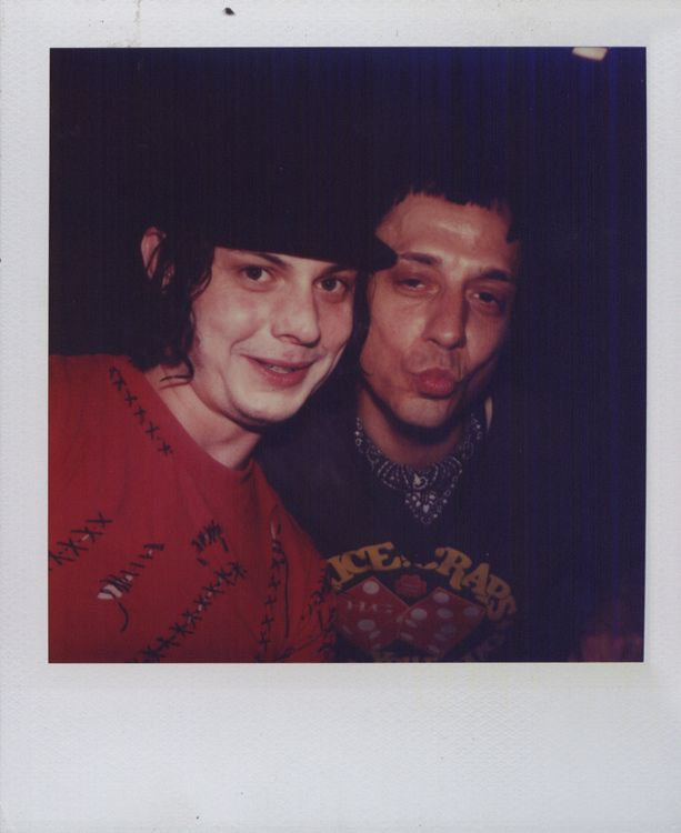 Jack White - Look at that precious baby face!