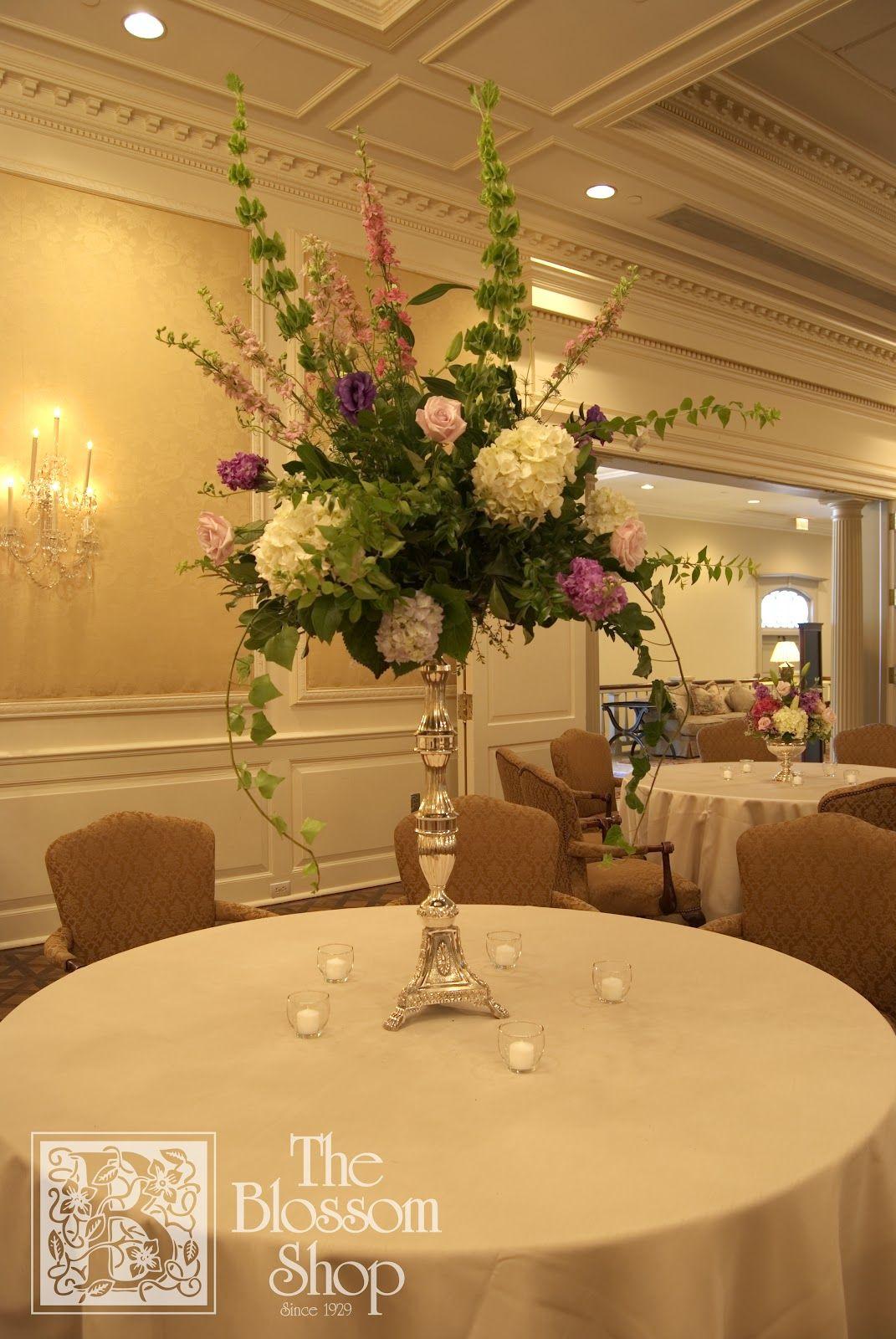 The Blossom Shop Florist Wedding Centerpieces Ireland Wedding Tall Centerpieces