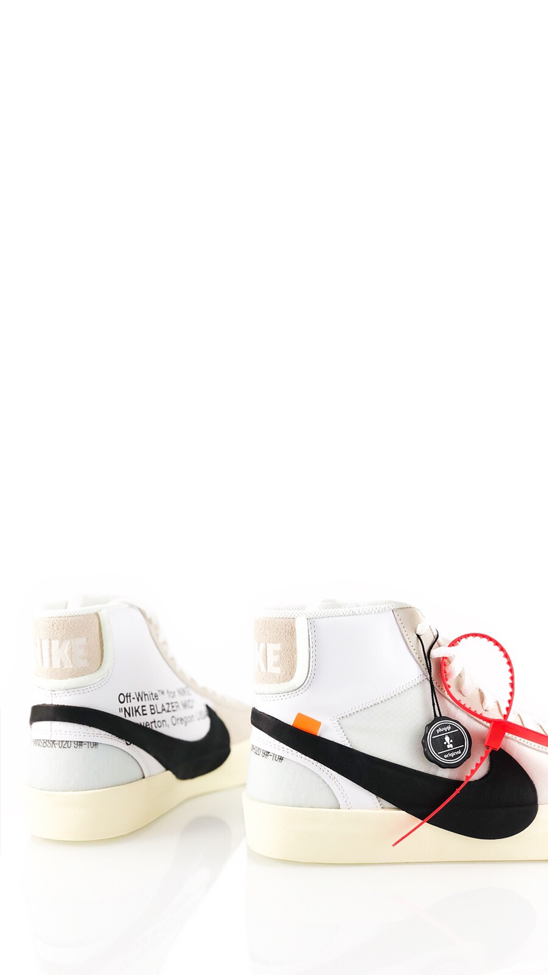 Off-White x Nike Blazer Mid | Nike