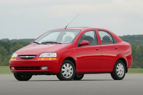 Chevrolet Aveo Ls Wagon Chevrolet Aveo Chevrolet Chevrolet Optra