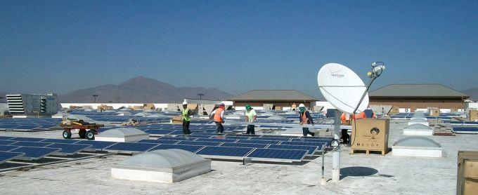 Unscaling Energy Techcrunch Solar Panels Solar Tesla