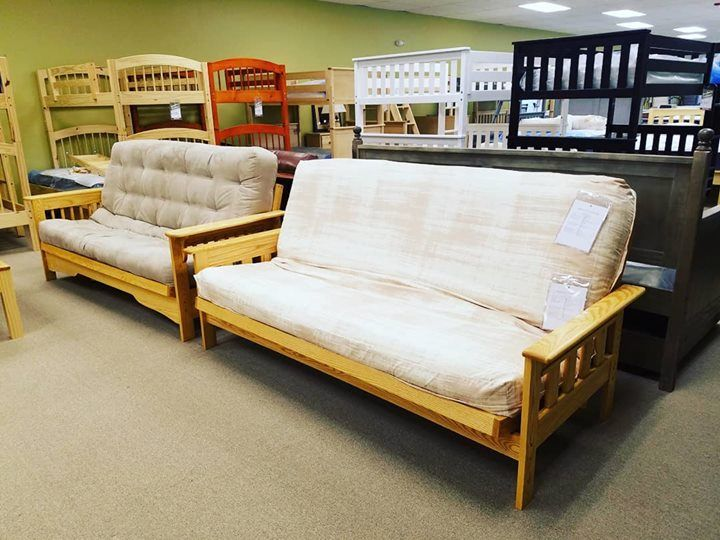 Here At Ippolitou0027s Furniture, We Have Plenty Of USA Made Futons. You Can  Choose