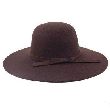ea3ad51ab97 18 Colors Spring Summer Fashion Vintage Wide-Brim Fedoras Hats for Women  Bowler Floppy Feminino