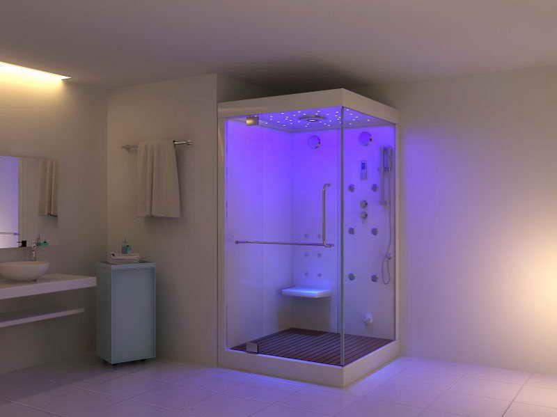 Easy way to make diy steam shower doors vizimac shower