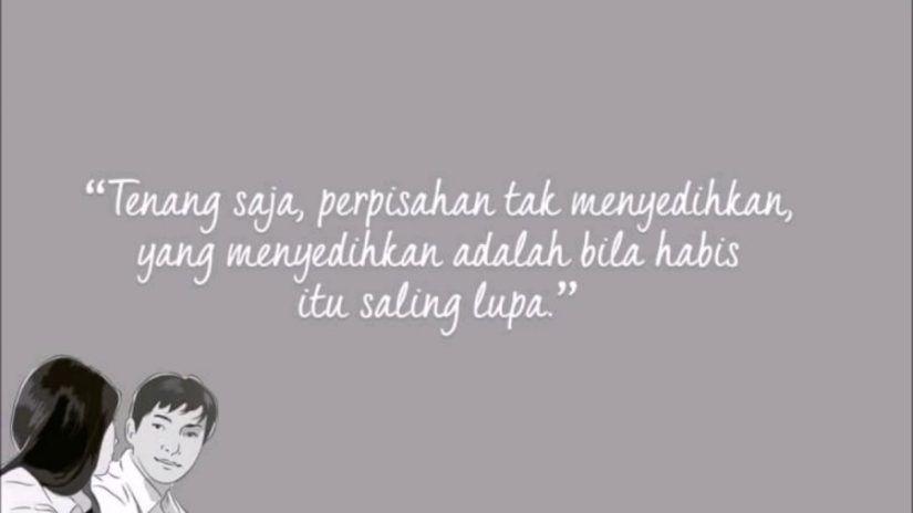 Quotes Dilan Tentang Menghargai Kata Kata Mutiara In 2020 Dilan
