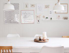 Cute Meine Happy Wall solebich interior einrichtung esszimmer diningroom