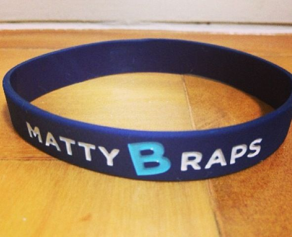 Mattyb Is Awesome Enough To Have His Own Bracelets