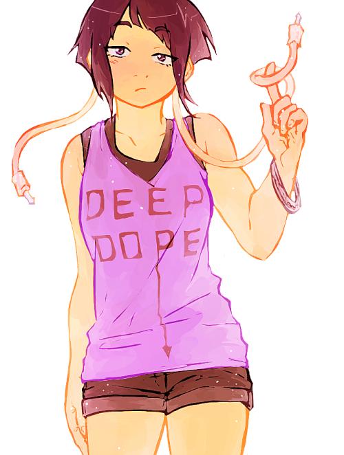 "dklem: "" deep dope. """