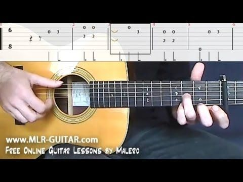 Guitar Cover Tab Hallelujah By Mlr Guitar Youtube Guitar