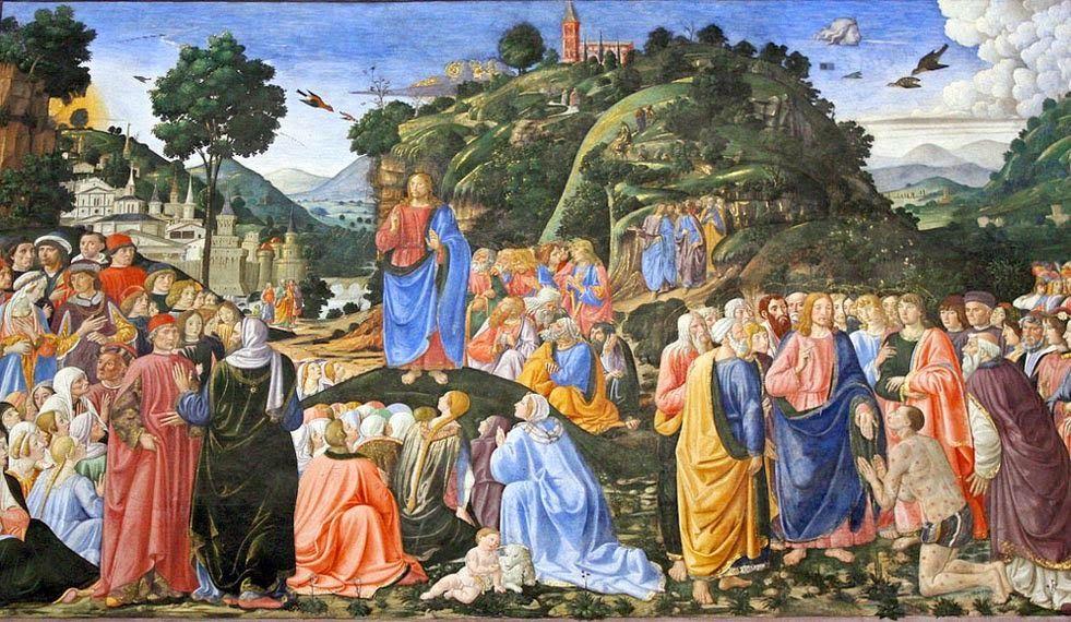 """In Cammino: Pane quotidiano""""Gesù salì sul monte, chiamò a sé q..."""