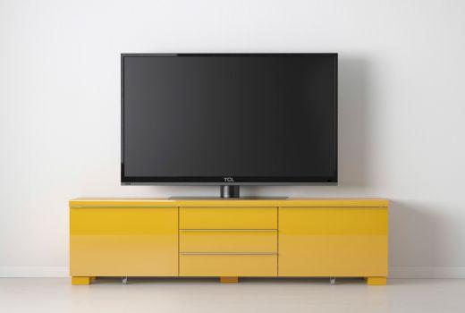 IKEA TV- & MEDIAKALUSTEET, JOISSA MUKANA TV