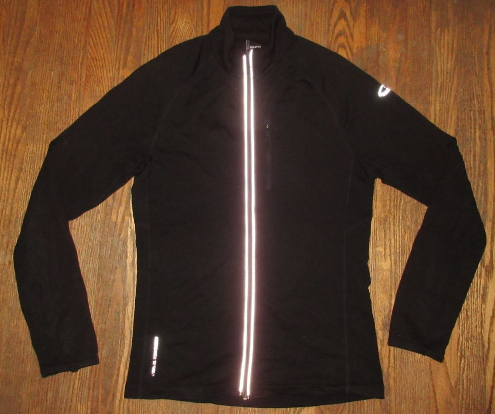 5bb56826d8 Ice Breaker GT Merino Wool Reflective Running Shirt Warm Black Men's Small  #fashion #clothing #shoes #accessories #mensclothing #activewear (ebay link)