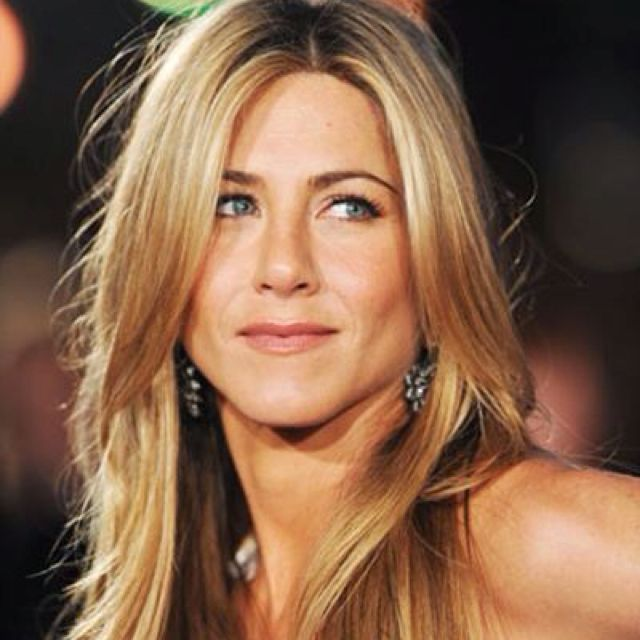 sometimes I wonder if I am in love with Jennifer Aniston????   Hair ...