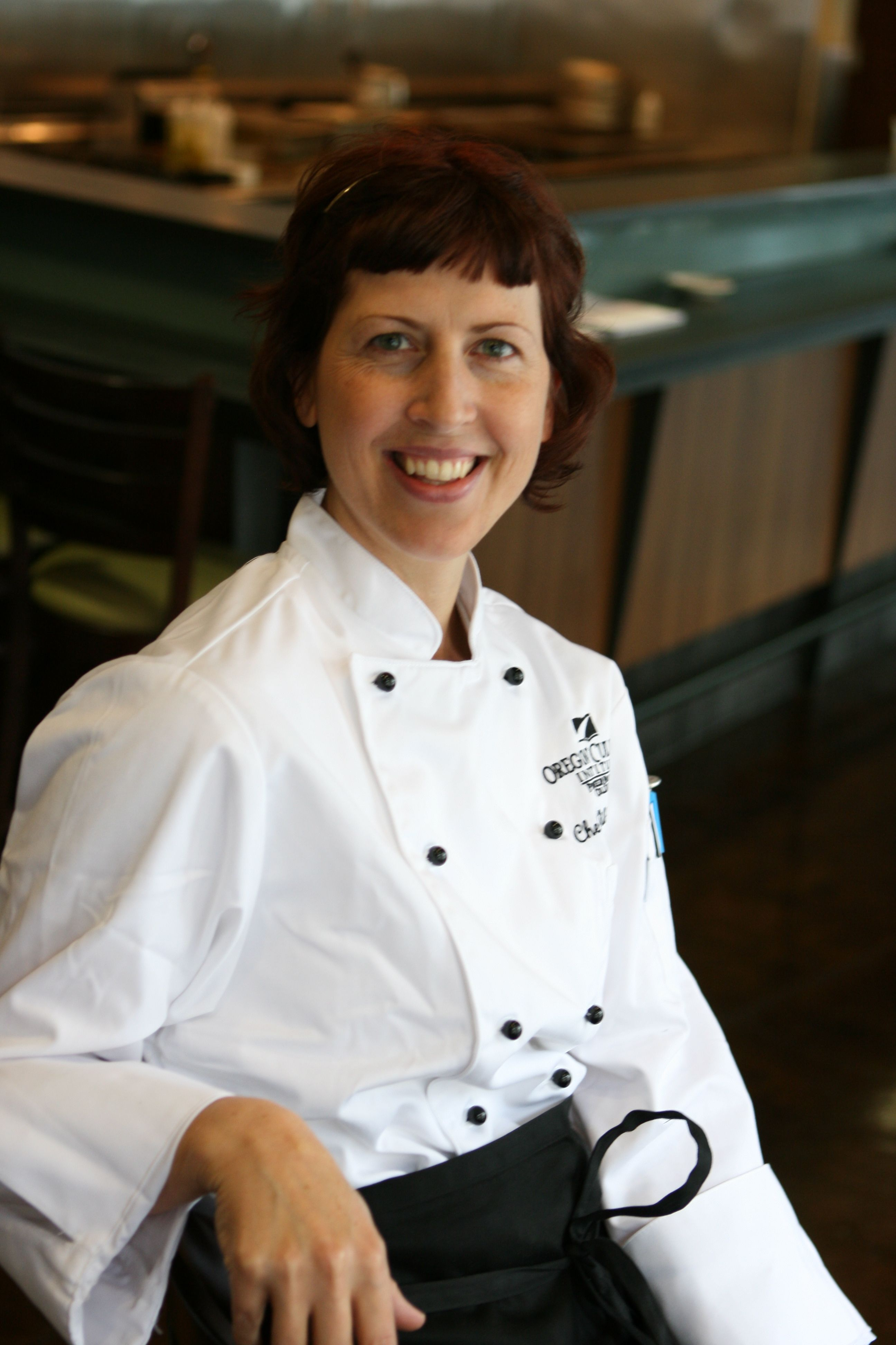 Oregon Culinary Institute Baking And Pastry 1st Term Chef Instructor Wednesday Wild Wilson