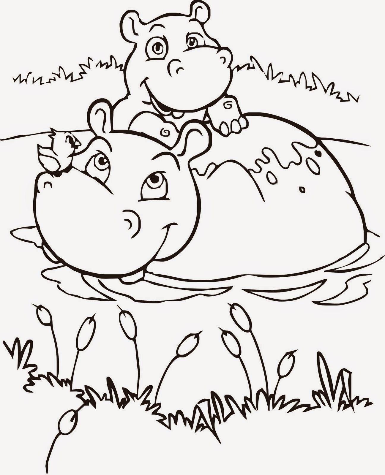 Bau Da Web 40 Desenhos De Animais Para Colorir Pintar Imprimir