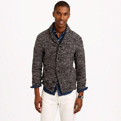 Feels like a sweater, wears like a lightweight jacket (once the ...