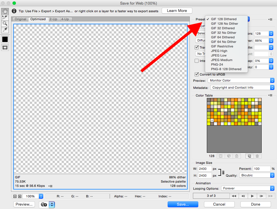 How To Make An Animated Gif In Photoshop Tutorial How To Make
