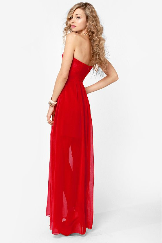 Aryn k red dress toddler