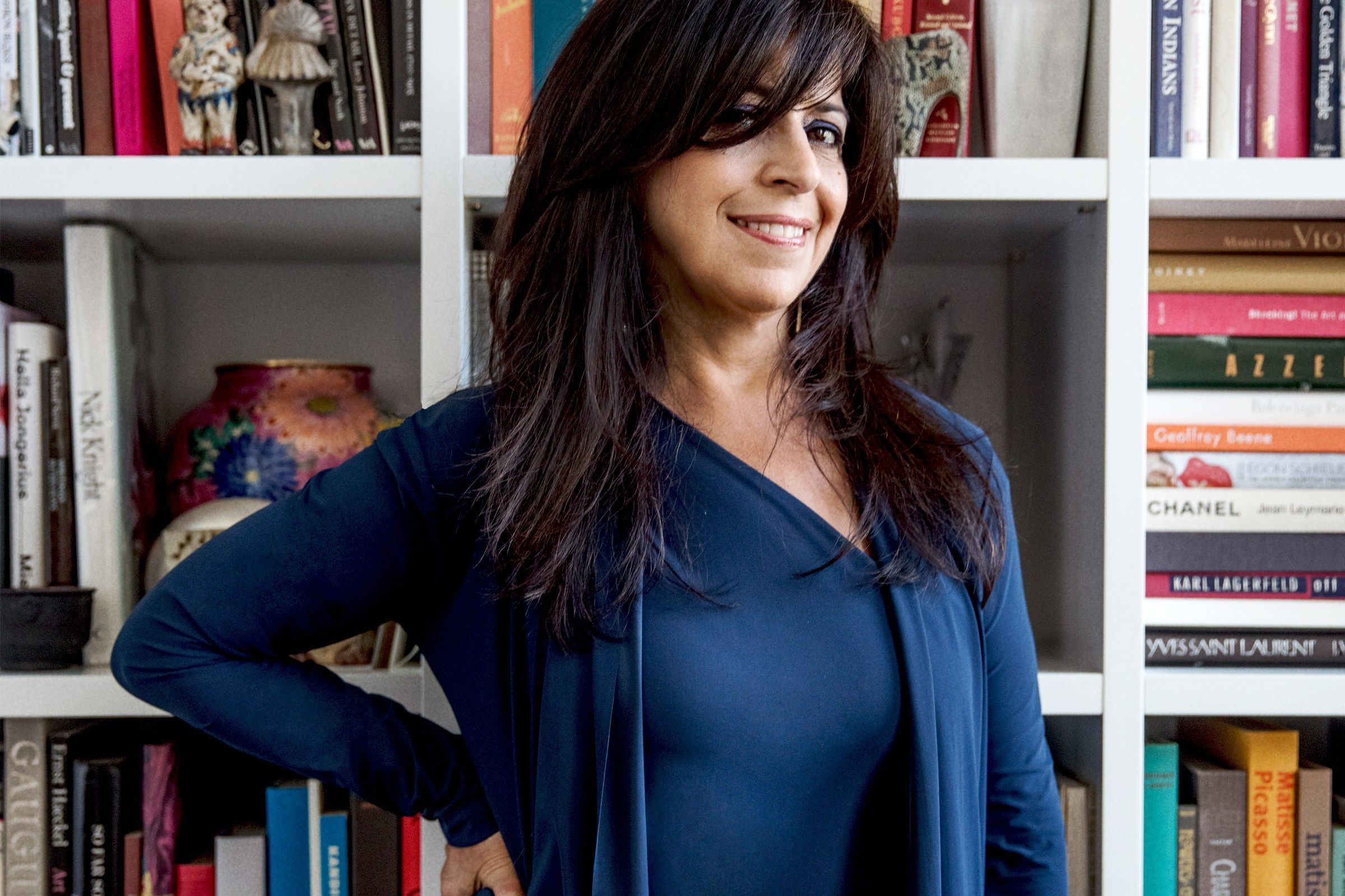 Maria Pinto to Start Salon Series of Talks in Chicago
