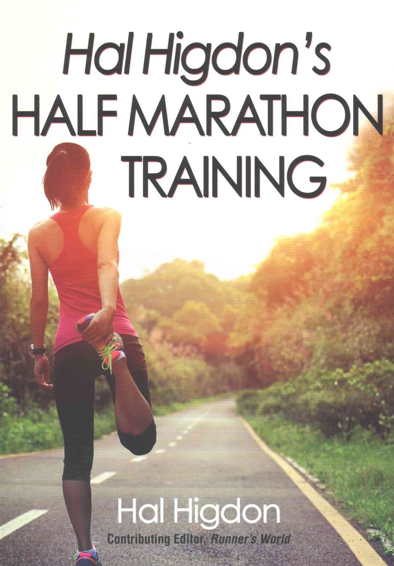 Hal higdon and sex before a marathon