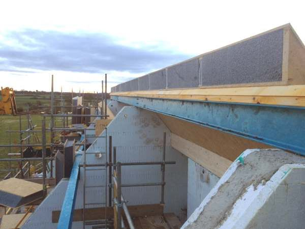 Sips Structural Insulated Panels For Roofs
