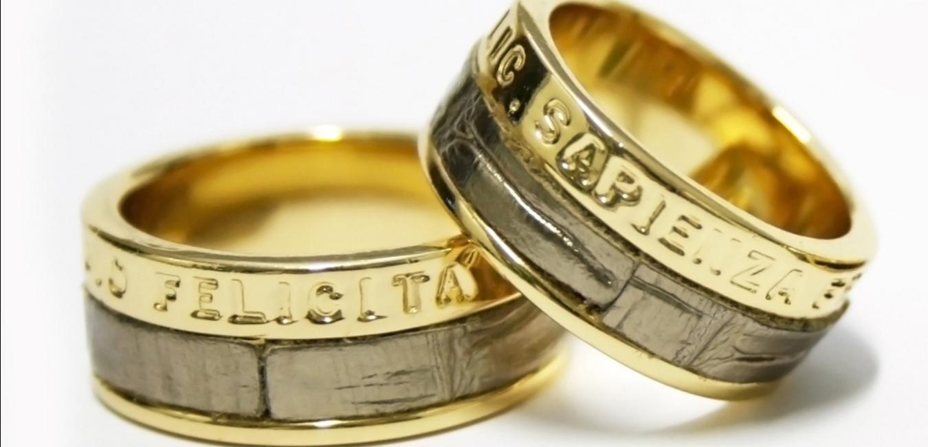 20 Frases De Amor Para Alianças De Casamento Alianças De