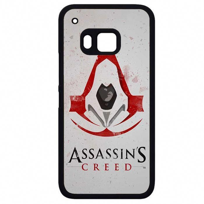 assassin s creed retro htc phonecase for htc one m7 htc one m8 htc rh pinterest com