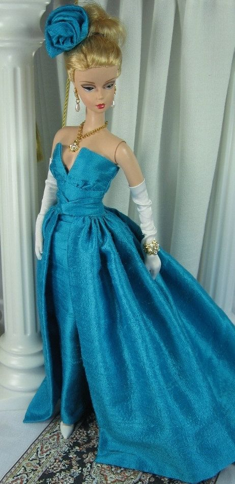 Pavo for Silkstone Barbie/Fashion Royalty and similar size dolls ...