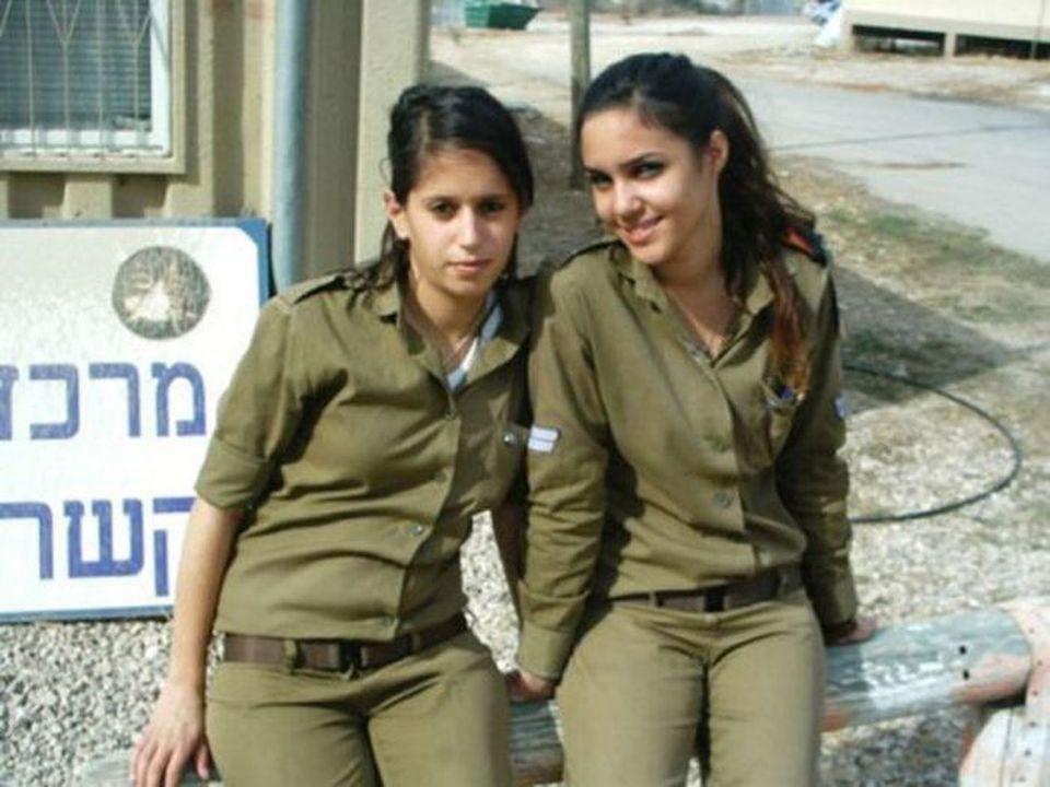 Fotos de mujeres en el ejercito israeli 10