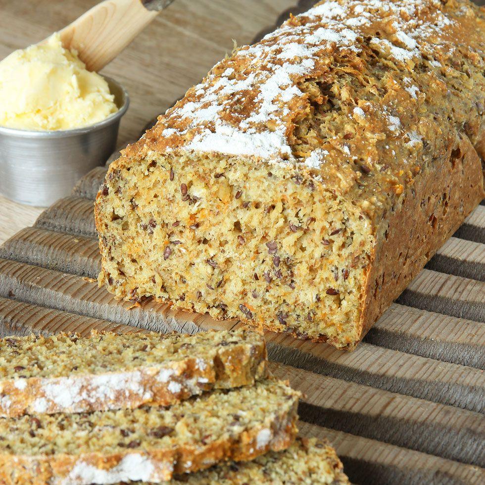 hembakat bröd för diabetiker