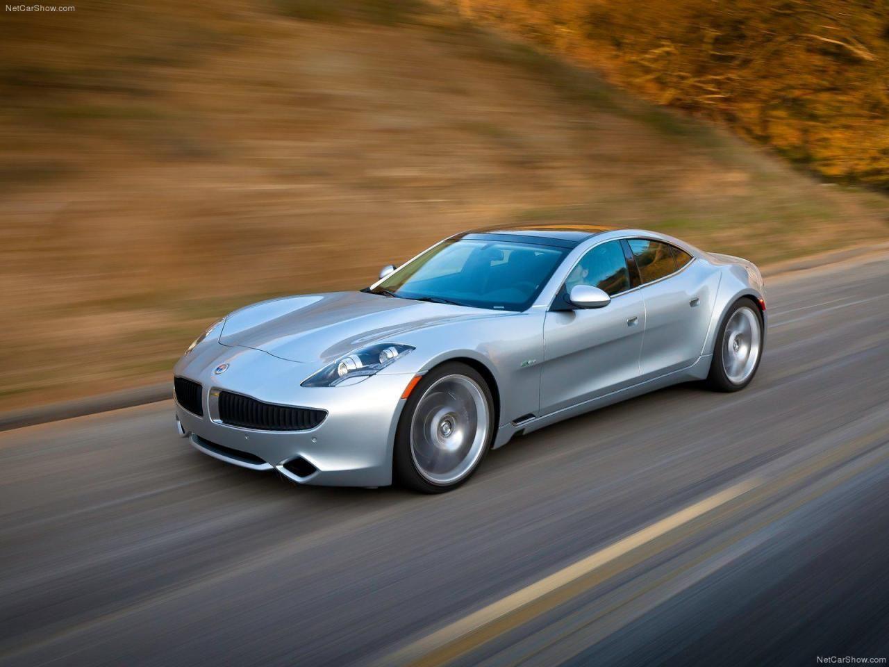 2012 Fisker Karma Lgmsports Com Elektrofahrzeug Auto Skizze
