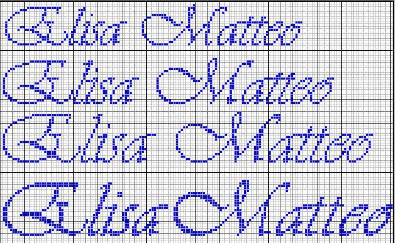 Risultati immagini per schemi punto croce matteo beads for Immagini punto croce