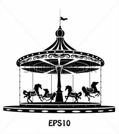"""Carrousel Dessin résultat de recherche d'images pour """"carrousel manège dessin"""