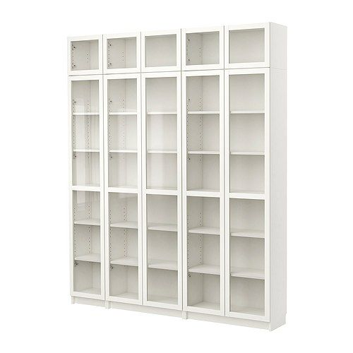 Ikea Us Furniture And Home Furnishings Bookcase With Glass