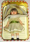 Vintage 1998 Mariquita Perez Spanish  Doll 8 Inch Olive Summer Dress w/ Hat #Doll #spanishdolls