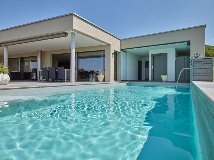 Terrassen Pool terrassen swimmingpool outdoor garten
